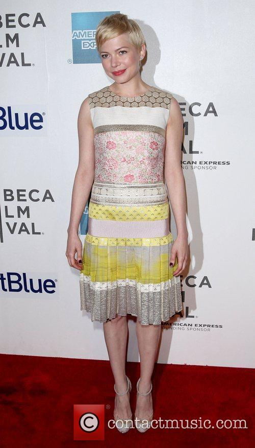 Michelle Williams and Tribeca Film Festival 7
