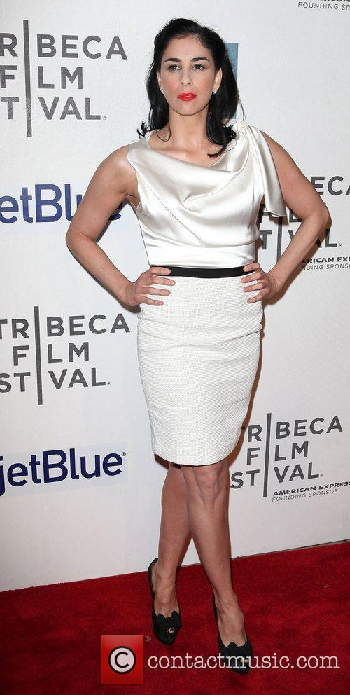 Sarah Silverman and Tribeca Film Festival 12