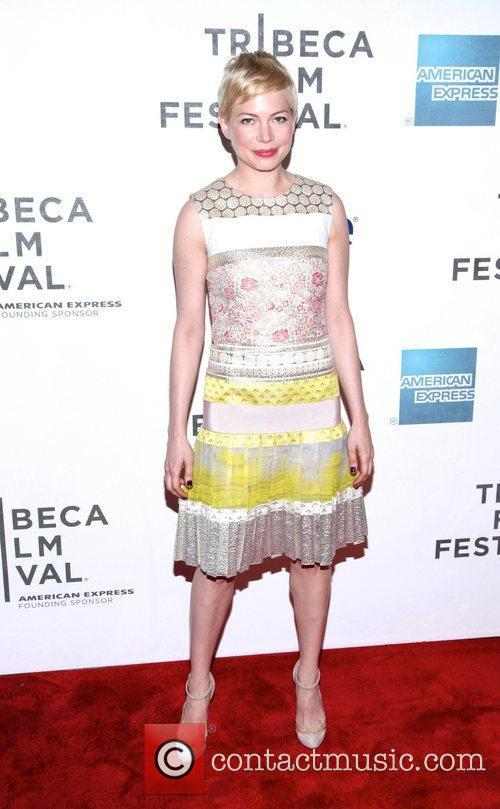 Michelle Williams and Tribeca Film Festival 9