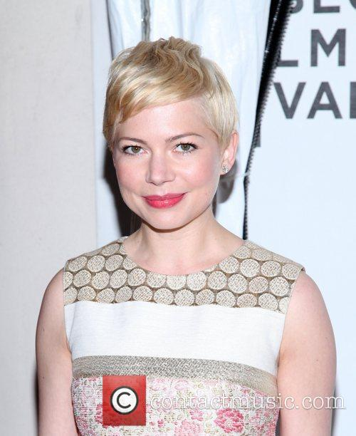 Michelle Williams and Tribeca Film Festival 11
