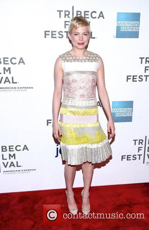 Michelle Williams and Tribeca Film Festival 13