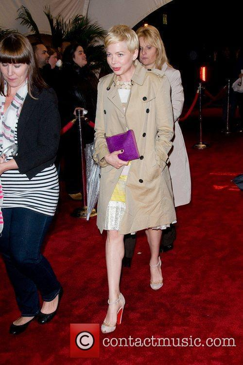 Michelle Williams and Tribeca Film Festival 1