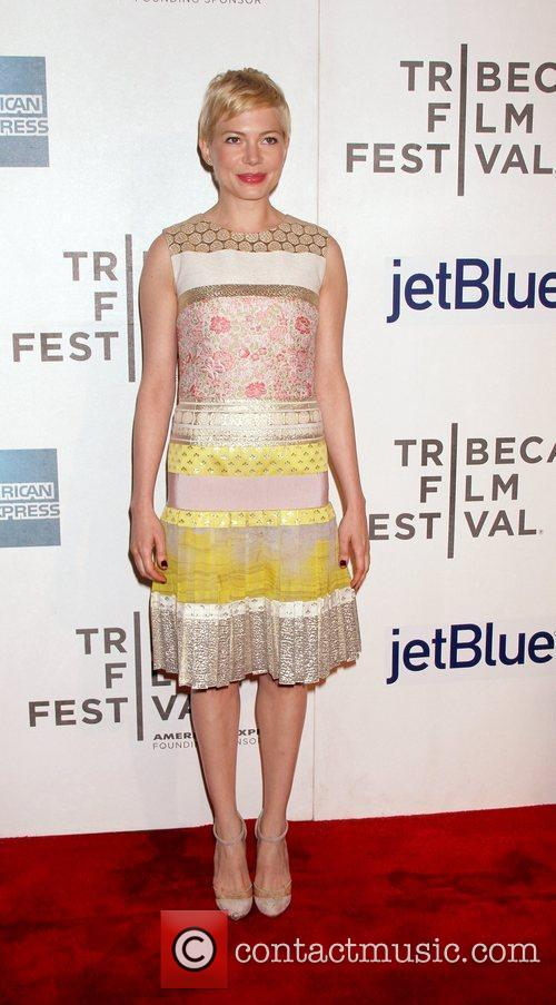 Michelle Williams and Tribeca Film Festival 22