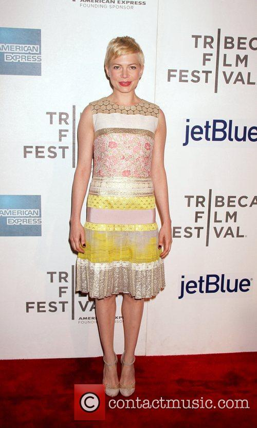 Michelle Williams and Tribeca Film Festival 23