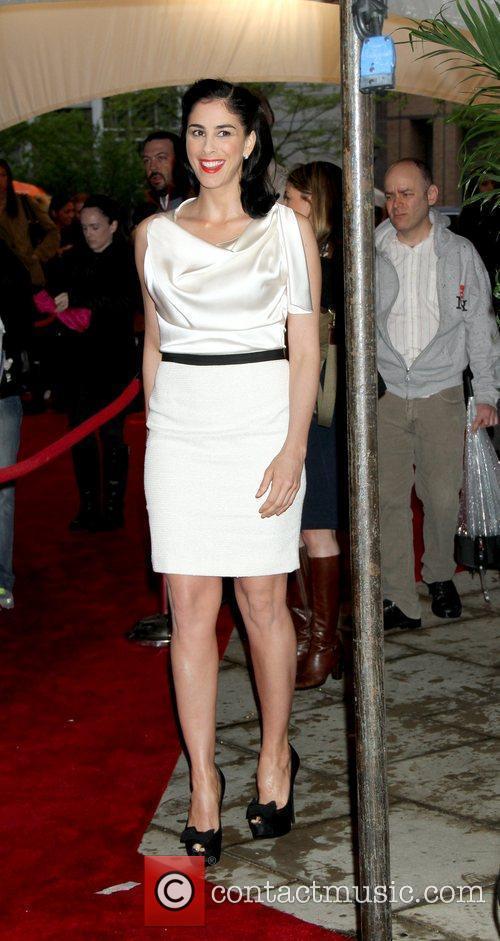 Sarah Silverman and Tribeca Film Festival 20