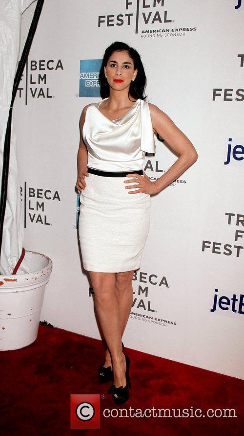 Sarah Silverman and Tribeca Film Festival 21