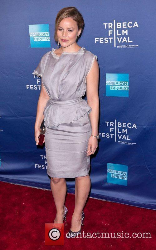 Tribeca Film Festival - The Girl - Arrivals