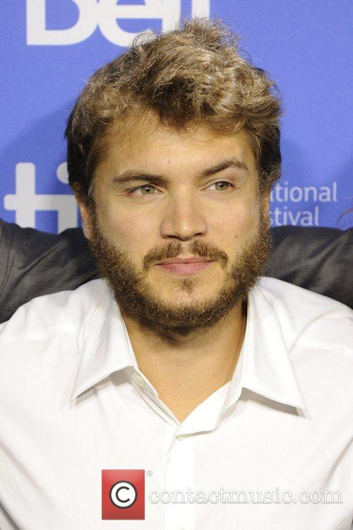Emile Hirsch  2012 Toronto International Film Festival...