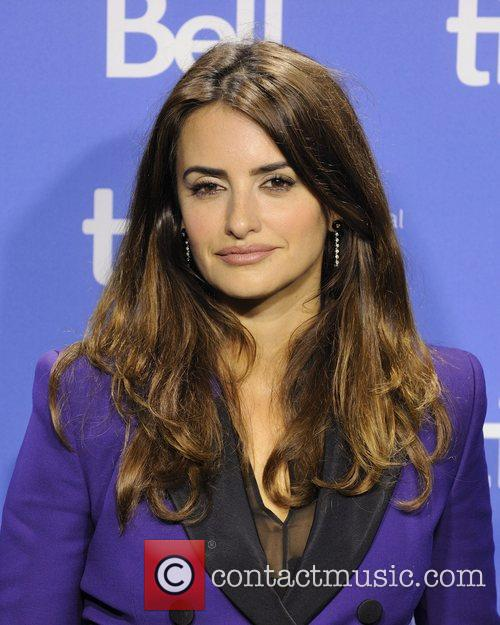 Penelope Cruz  2012 Toronto International Film Festival...