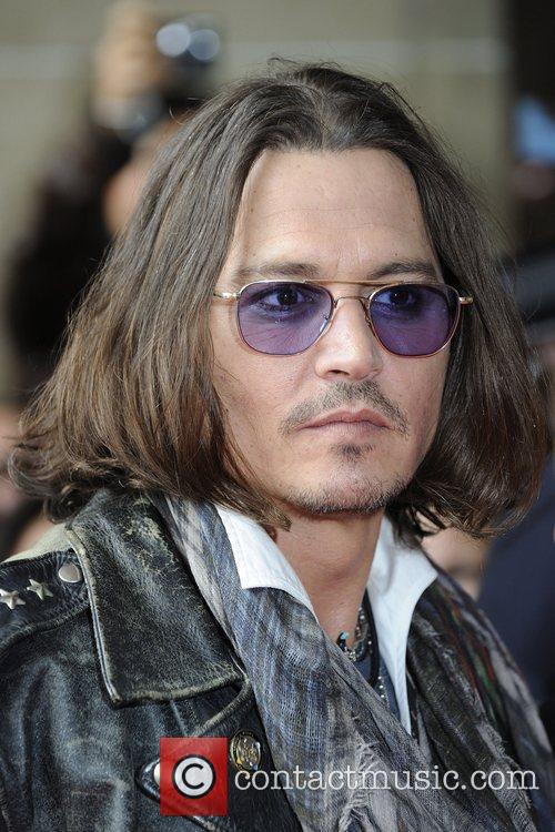 Johnny Depp Nancy Lekon