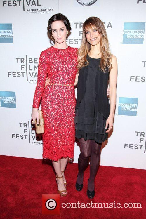 Emily Blunt and Tribeca Film Festival 3
