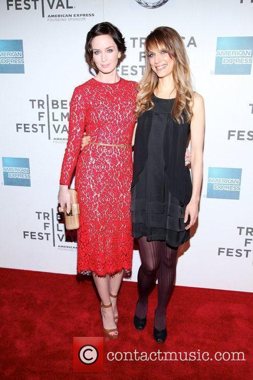 Emily Blunt and Tribeca Film Festival 4