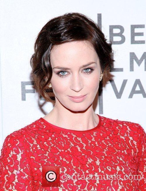 Emily Blunt and Tribeca Film Festival 6