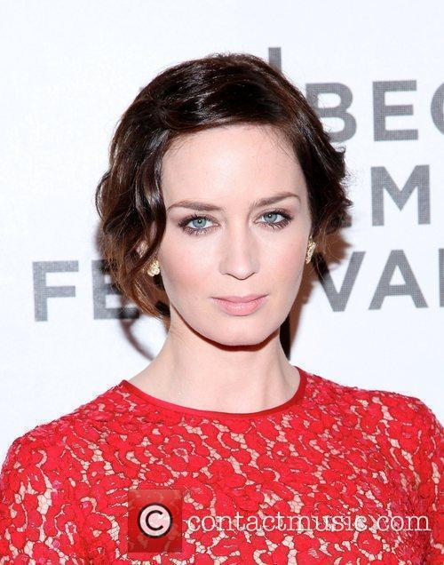 Emily Blunt and Tribeca Film Festival 7