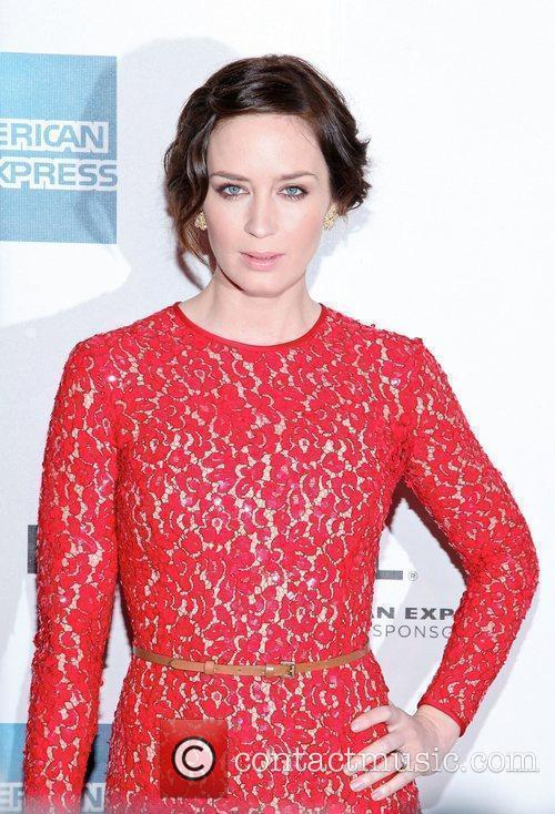Emily Blunt and Tribeca Film Festival 8