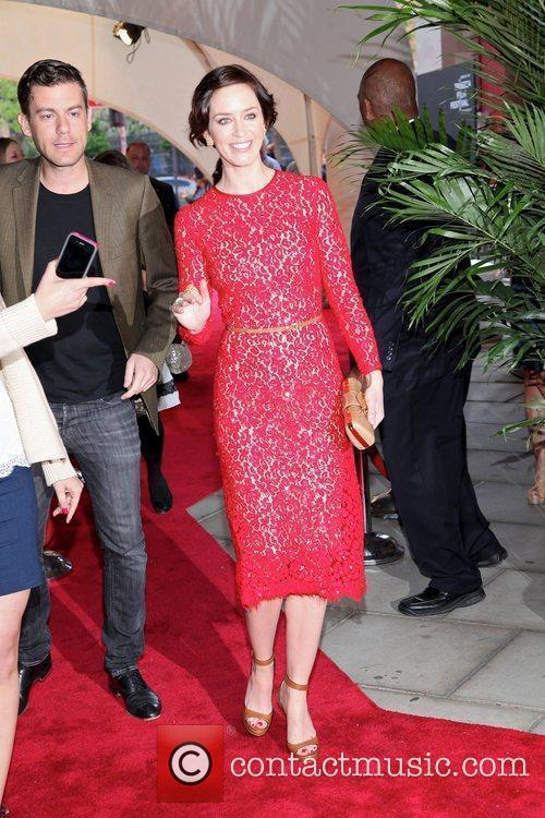 Emily Blunt and Tribeca Film Festival 9