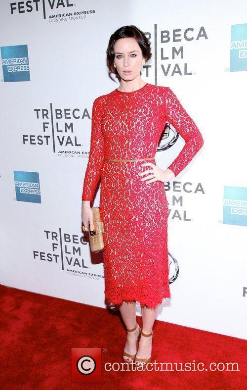 Emily Blunt and Tribeca Film Festival 11