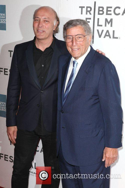 Danny Bennett, Tony Bennett and Tribeca Film Festival 2