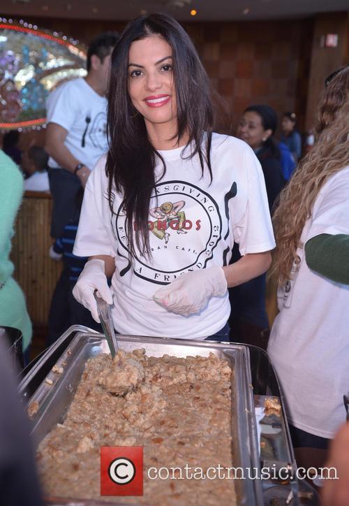 Annual Thanksgiving Feed A, Friend, Bongos Cuban Cafe