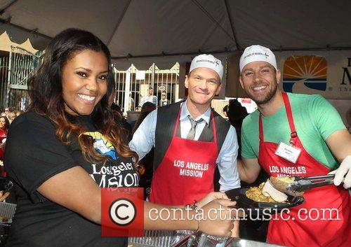 Neil Patrick Harris, Zachary Levi and Los Angeles Mission 3