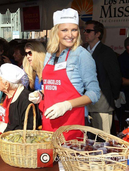 Malin Akerman and Los Angeles Mission 3