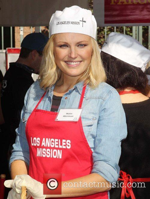 Malin Akerman and Los Angeles Mission 8
