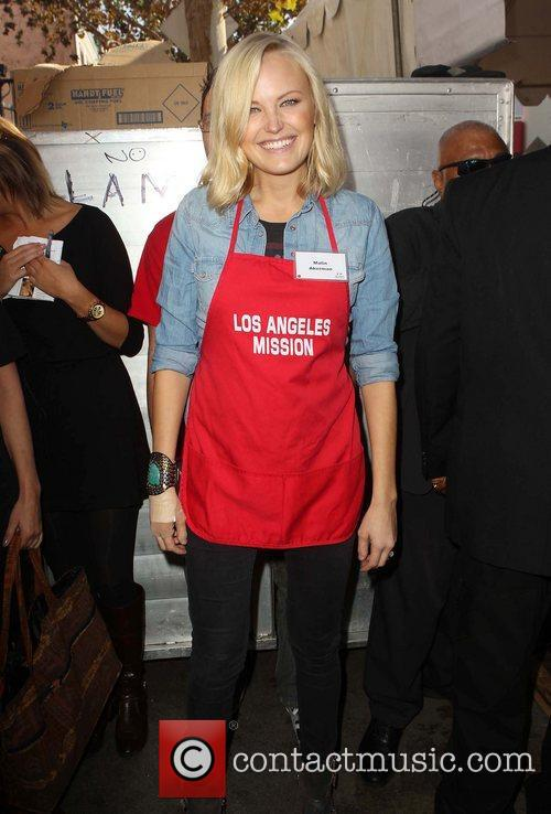 Malin Akerman and Los Angeles Mission 7