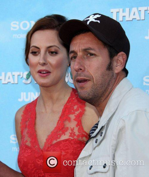 Eva Amurri and Adam Sandler 5