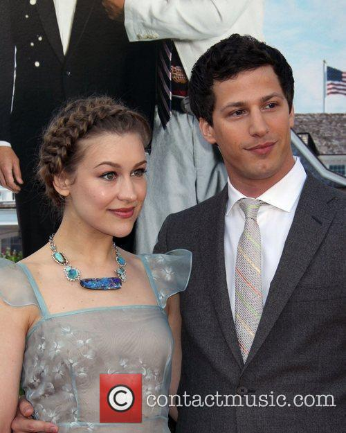 Joanna Newsom and Andy Samberg 3