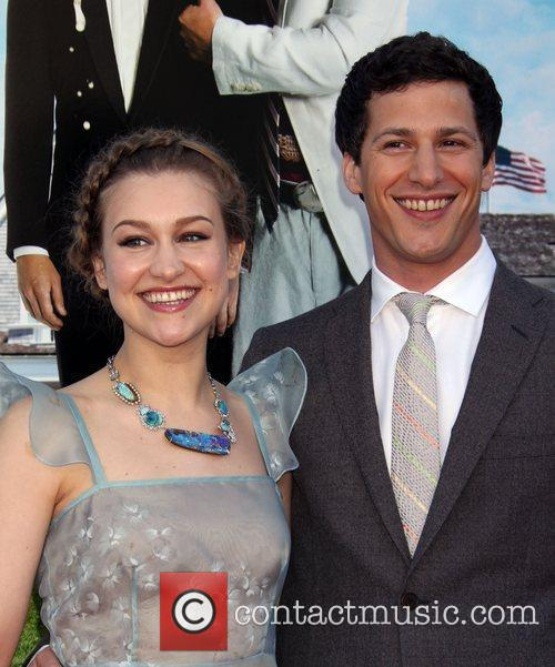 Joanna Newsom and Andy Samberg 1