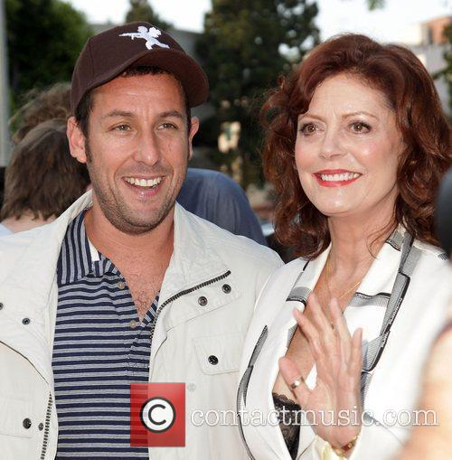 Adam Sandler and Susan Sarandon 3