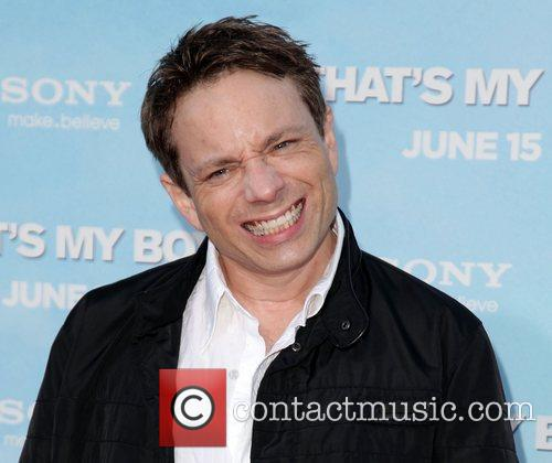 chris kattan premiere of columbia pictures thats 3926877