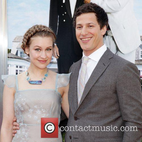 Joanna Newsom and Andy Samberg 5