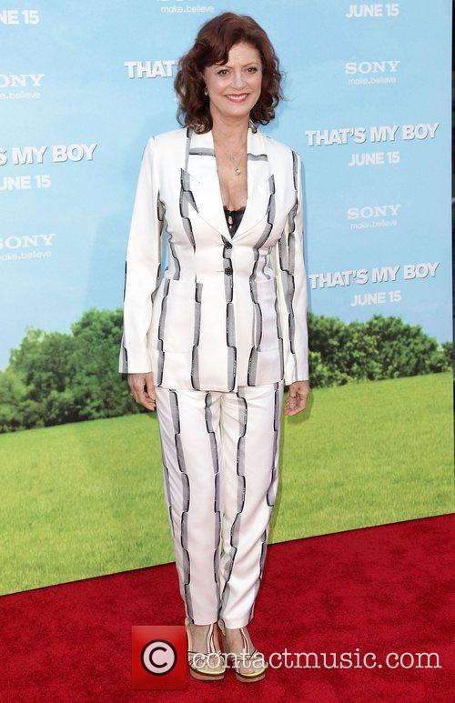 Premiere of Columbia Pictures' That's My Boy at...