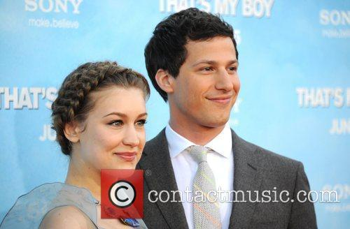 Joanna Newsom and Andy Samberg 9