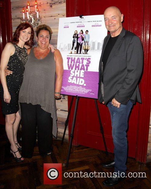 Carrie Preston, Marcia Debonis and Terry O'quinn 3