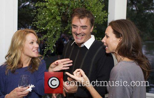 Chris Noth and Minnie Driver 6