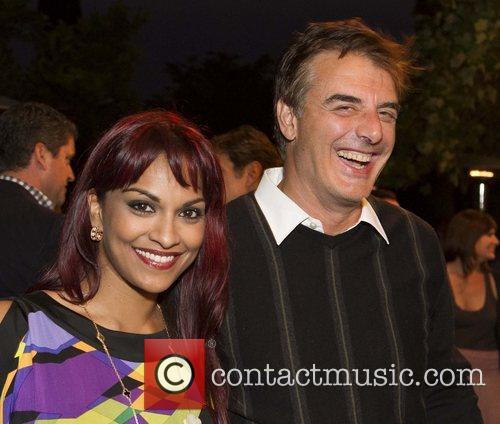 Chris Noth and Danielle de Niese 'The 24...
