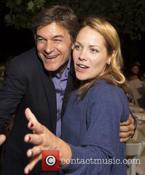 Dr Oz and Andrea Anders 'The 24 Hour...