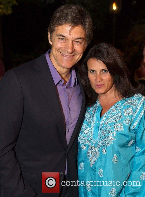 Dr Oz 'The 24 Hour Plays' after performance...