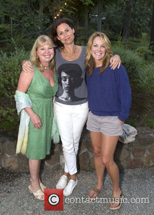 Jane Wolf, Minnie Driver and Andrea Anders 'The...