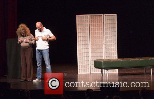 Michael Keaton 'The 24 Hour Plays' at Festival...