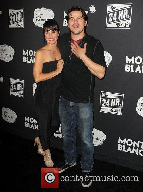 Constance Zimmer, Jason Ritter Montblanc presents 'The 24...