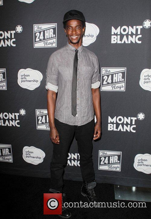 Edi Gathegi Montblanc presents 'The 24 Hour Plays:...