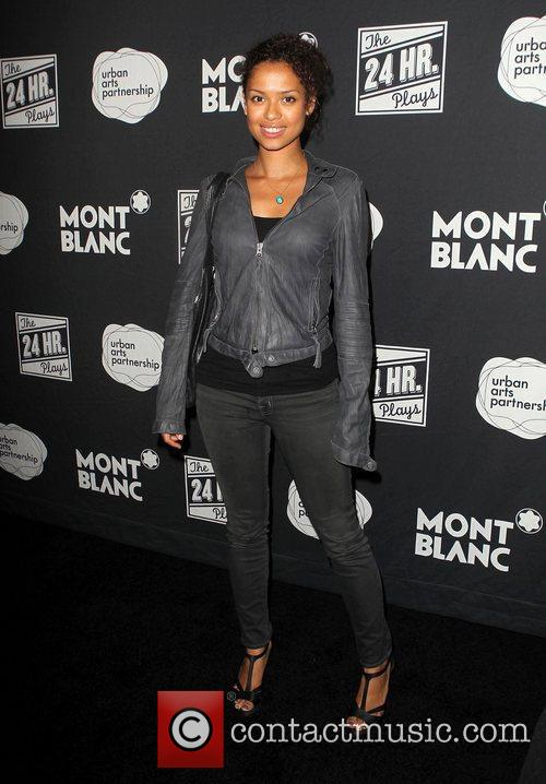 Gugu Mbatha-Raw Montblanc presents 'The 24 Hour Plays:...