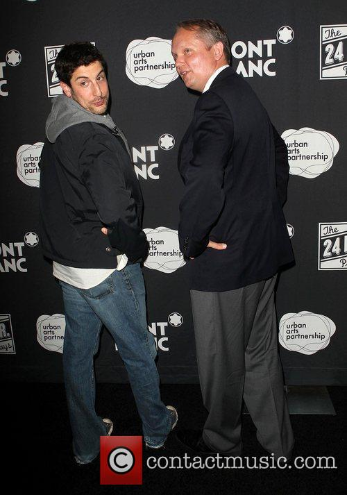 Jason Biggs, Jan-Patrick Schmitz Montblanc presents 'The 24...