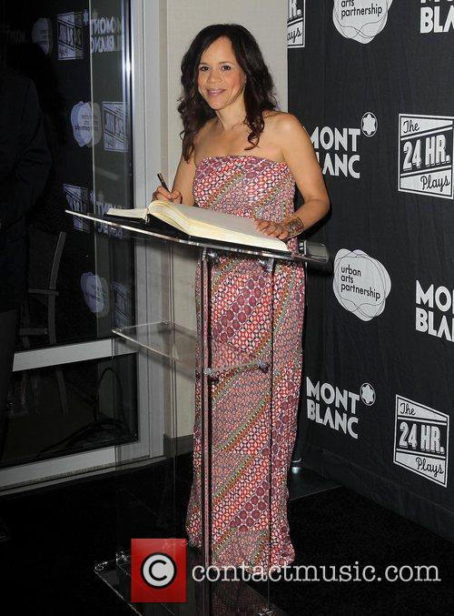 Rosie Perez Montblanc presents 'The 24 Hour Plays:...