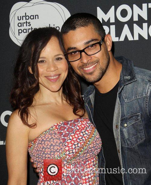 Rosie Perez, Wilmer Valderrama Montblanc presents 'The 24...