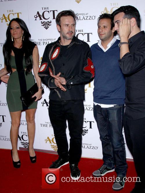David Arquette LA Hotspot Bootsy Bellows invades The...