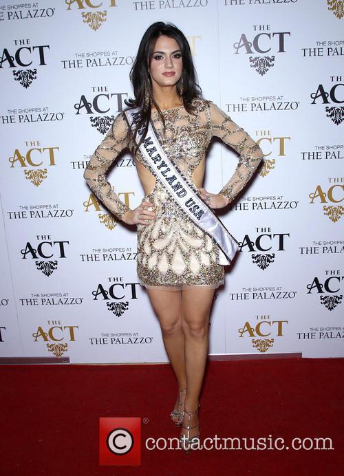 Kasey Staniszewski; Miss Maryland USA 2013 LA Hotspot...